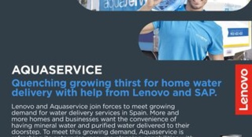 Case Study Aquaservice
