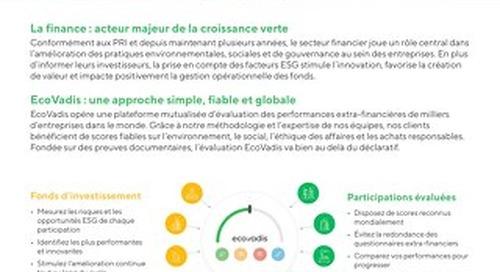 Brochure : Comment intégrer les critères ESG dans la gestion de vos participations ?
