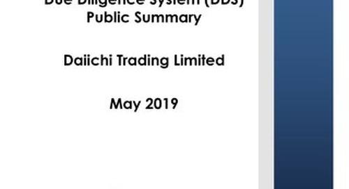 Daiichi Trading Limited - DDS Summary ENG