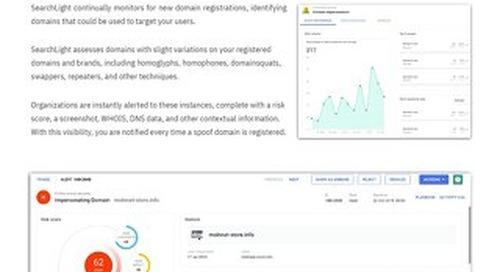 Mimecast and Digital Shadows Integration