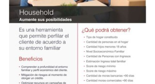 Household - Aumente sus posibilidades