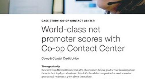 Contact Center Case Study - Coastal CU