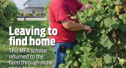 Sept 2012 Today's Farmer Magazine