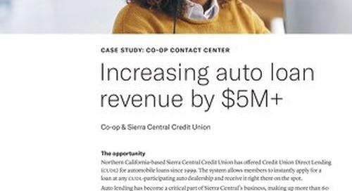 Contact Center Case Study - Sierra Central CU