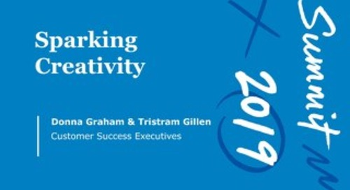 Sparking Creativity (Workshop Session)