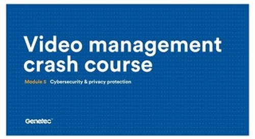 Cybersecurity & privacy protection presentation