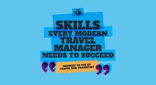 Ebook - Skills Every Modern Travel Manager Needs to Succeed