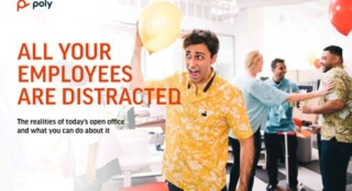 Reduce Distractions, Increase Employee Engagement