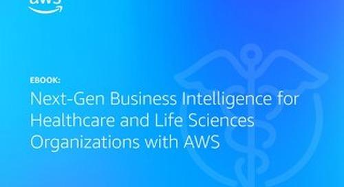 eBook- Next-Gen BI for life science organizations