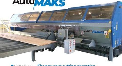 AutoMAKS Component Saw