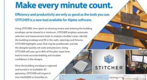 STITCHER - Make Every Minute Count.