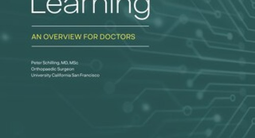 Overview of Machine Learning for Doctors