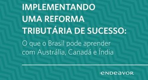Endeavor Brasil Benchmark