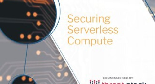 Securing Serverless Compute