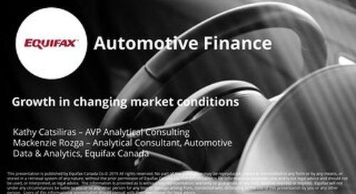 Equifax Auto Insights: Kathy Catsiliras and Mackenzie Rozga