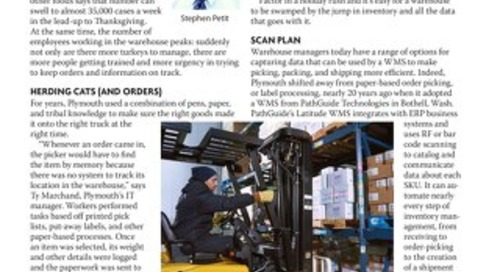 Cold Storage Warehouses