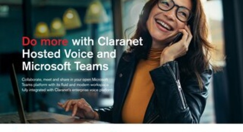 Claranet | Hosted Voice