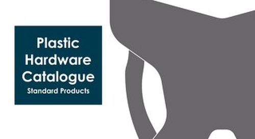 YKK Plastic Hardware Catalog