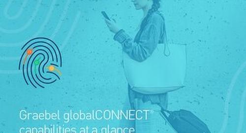 [Checklist] Graebel globalCONNECT®: Capabilities GB