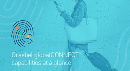 [Checklist] Graebel globalCONNECT®: Capabilities