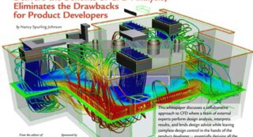 Product Developers Gain Benefits, Eliminate Drawbacks of CFD
