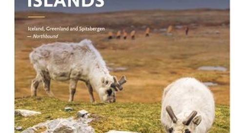 Three Arctic Islands: Iceland, Greenland, Spitsbergen (Northbound)