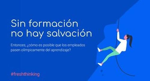 SIN FORMACIÓN NO HAY SALVACIÓN 2