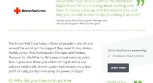 British Red Cross | Digital Services