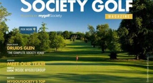 SOCIETY GOLF DIGITAL MAGAZINE ISSUE 2