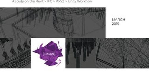 Report: VIATechnik - BIM to Unity via PiXYZ