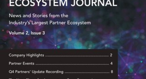 Partner Ecosystem Journal - Volume 2, Issue 3