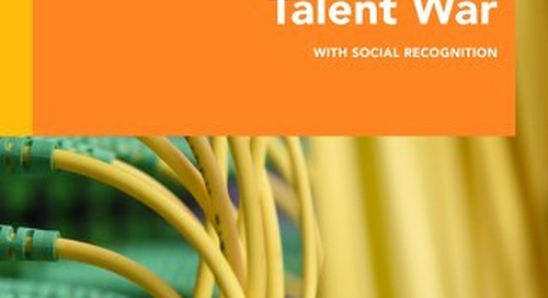 Win the IT Talent War with Social Recognition