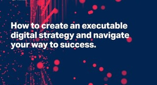 [ Guide ] How to create a digital strategy and prove success along the way