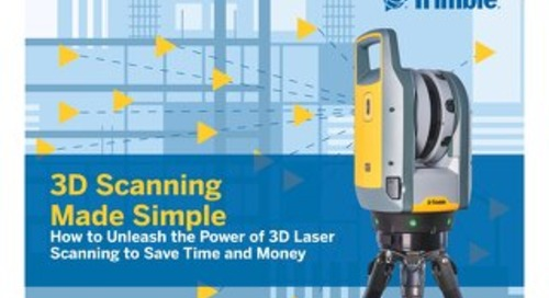 3D Scanning Made Simple