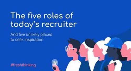 Fresh Thinking Recruiting Part 2