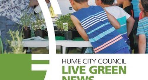 Live Green News - Summer 2019-2020