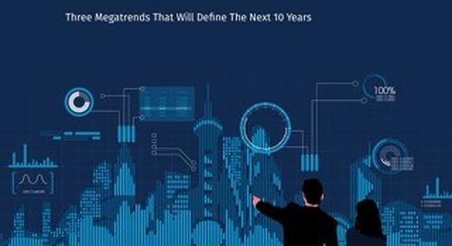 Finance 2020: Three Megatrends That Will Define The Next 10 Years