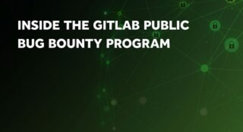 Inside the GitLab Public Bug Bounty Program