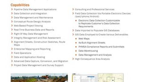 GIS & Data Asset Management