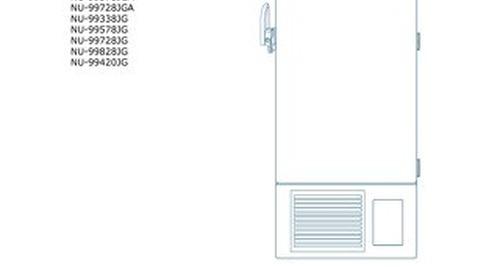 [Manual] Blizzard Ultralow Temperature Freezer User Manual