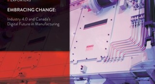 Embracing Change: Industry 4.0 and Canada's Digital Future in Manufacturing