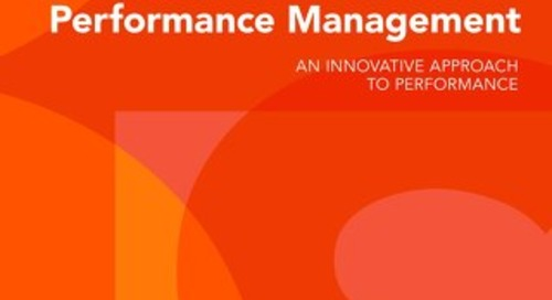 The ROI of Continuous Performance Management