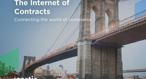 The Internet of Contracts: Connecting the World of Commerce