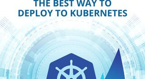 Kubernetes Deployment with Spinnaker