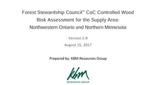 Resolute Forest Products Inc-KBM Risk Assessment