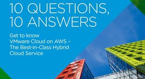 Hybrid Cloud: 10 Questions, 10 Answers