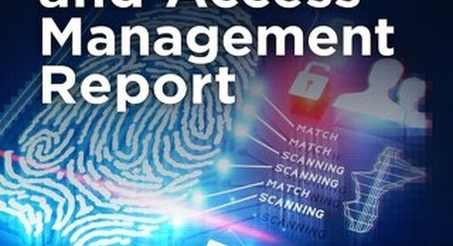 2019 Identity and Access Management Report