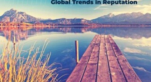 2020 Global Trends in Reputation