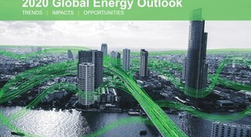 2020 Global Energy Outlook: A Sneak Peek into Energy, Economics & Politics