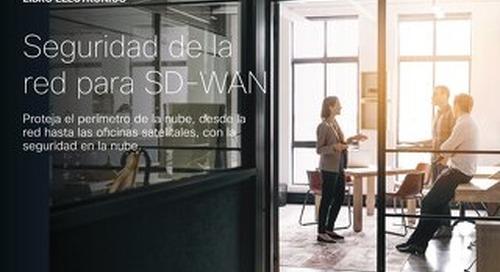 Seguridad de la red para SD-WAN